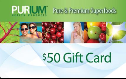 Purium_$50_gift_card